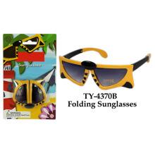 Juguete divertido de juguete de gafas de sol