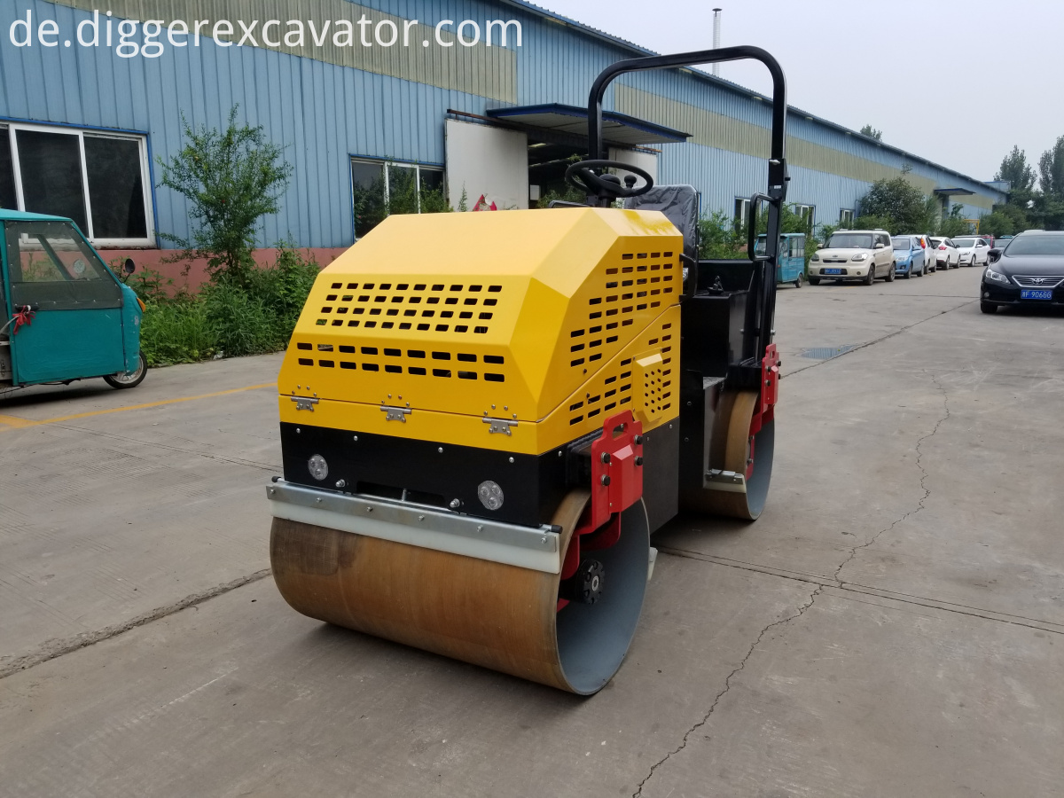 Vibratory Road Roller Price