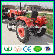 28hp belt drive farm mini tractor agriculture equipment
