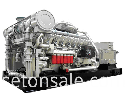 Perkins Powered Gas Generator Set
