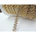 Strass Roll Diamond Close Cup Chain Rhinestone