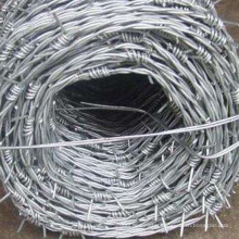 Used galvanized barbed wire for sale/pvc coated barbed wire price
