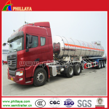 45000 Liters Three BPW Axles Chemical Tank