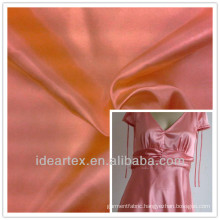 Women dress Polyester Satin Fabric