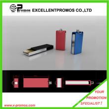 Высококачественный металлический шарнирный USB-накопитель (EP-U9156)