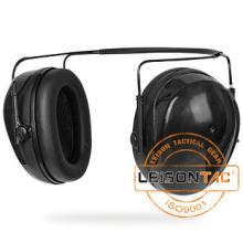 O material tático do escudo do Muff da orelha é ABS com função excelente da redução do ruído