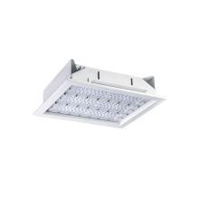 150lm / w 150W утопленный светодиодный светильник с чипами Lumileds 3030 для автозаправочной станции