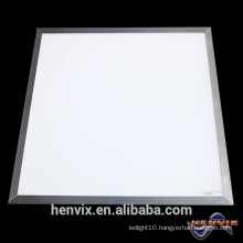 White frame 600x600 led light panel manufacturers