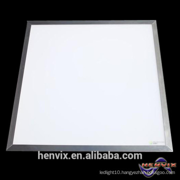 White frame 600x600 led light panel manufacturers