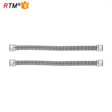 B17 4 13 flexible en acier inoxydable flexible de douche flexible en acier inoxydable soufflet