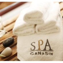Canasin Spa Towels Luxury 100% cotton