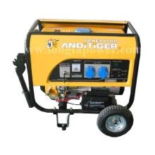 7kVA Gasoline Electric Generators with CE, Soncap, CIQ