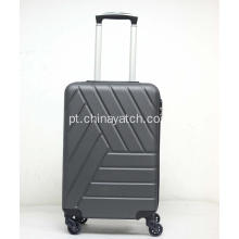 Mala de Rodas Hard Shell ABS Trolley Case 4 Rodas