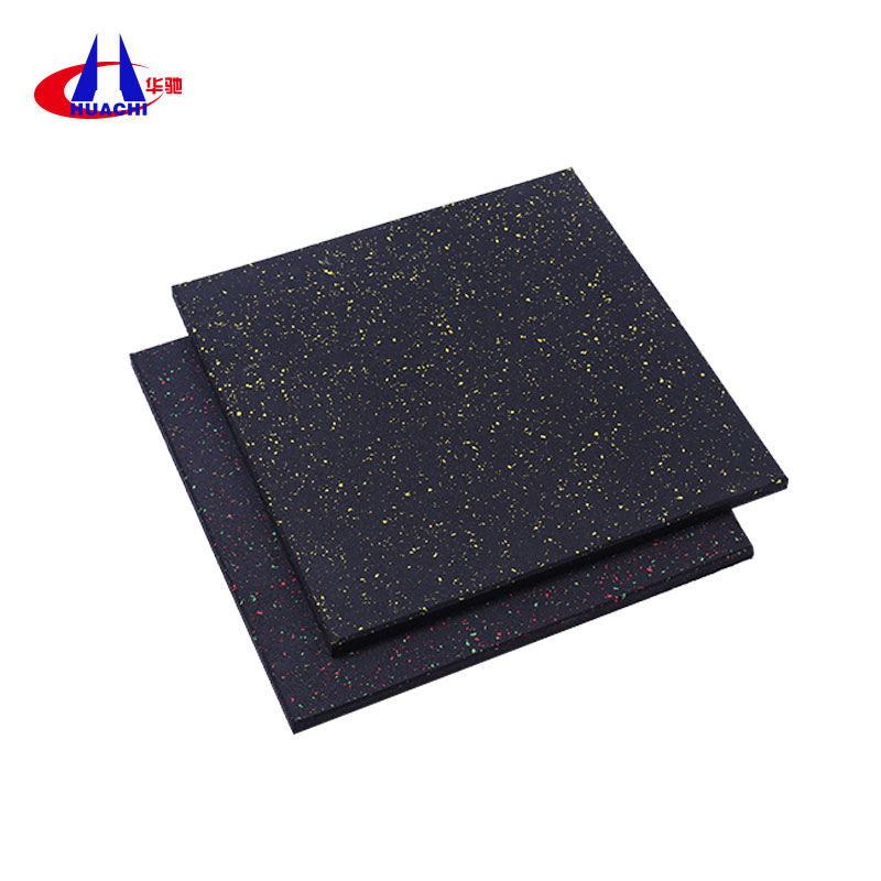 Rubber Tile Flooring