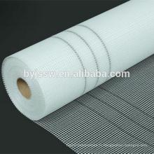 Treillis renforcé par fibre de verre de fibre de verre / fibre de verre pour le mur