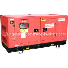 25kVA-37.5kVA Isuzu Diesel silencioso conjunto de generador a prueba de sonido (IK30250)