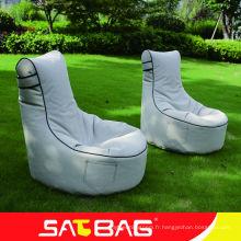 Sac de bean étanche canapé canapé confortable modèle de sac de haricots