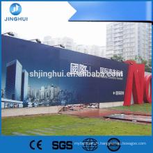 Film affiches 610g en gros pvc flex bannière impression pour faire du shopping
