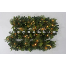 PVC & PE Decorative Cone Garland