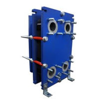 Equipo de transferencia de calor, intercambiador de calor de placas Alfa Laval M10m