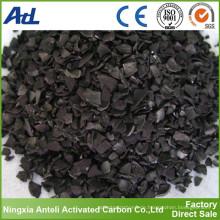 Kohle-basierte granulierte Aktivkohle-Hersteller von Ningxia
