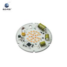 PCB en aluminium de circuit d'huile de Sun de TaiWan pour le fabricant d'OEM