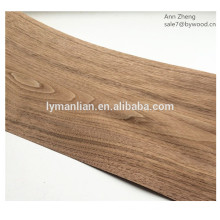 Técnicas de corte rotatorio y chapa de madera natural Nombre del producto Chapa de nogal negro