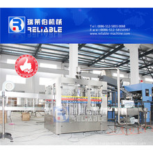 High Efficiency Automatic Small Carbonated Drink Filling Machine