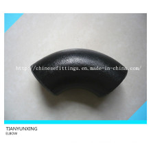 Long Radius Seamless 90degree Carbon Steel Pipe Elbow