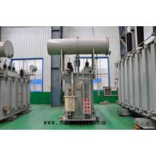 Transformador de potencia de distribución de sellado de 110kv para fuente de alimentación