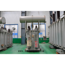 110kv Full Sealing Distribuição Transformador de Alimentação