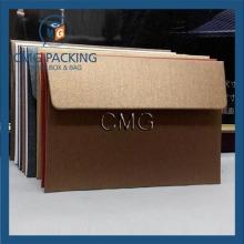 Enveloppe personnalisée en papier imprimé pour enveloppes