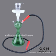 New Style Mazaya Glass Hookah with Leather Case