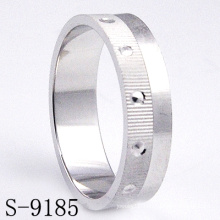 Fashion 925 Sterling Silver Wedding/Engagement Jewelry Ring (S-9185)