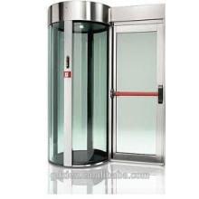 automatic ATM door(security door and cabin), CE, ISO9001 certificate