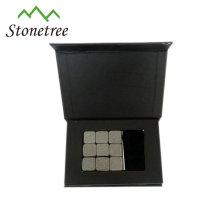Customized lava whiskey stones