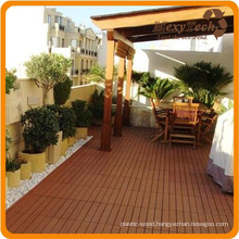 Economical Style Garden WPC Decking for The Private House Decoration