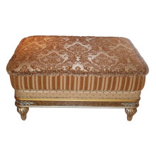 Hotel Ottoman for Living Room