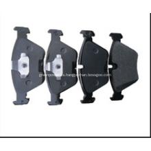 Almohadilla de freno de metal menor para la pastilla de freno BMW E60 GDB1264 34116761279 34111163953 34111163387