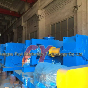 Máquina de briquete de duplo cilindro de fertilizantes