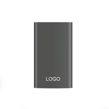 Ultraslank 8000 mAh powerbank Type C-poort