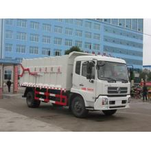 Dongfeng Tianjin 14000Litres Sealed Garbage Transfer Truck