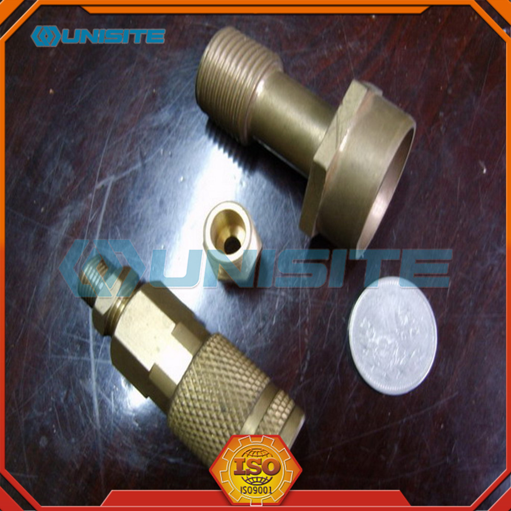 Brass Aluminum Forging Spare Parts for sale