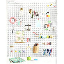 Железо Pegboard DIY Storage Rack