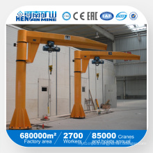 Fixed Base Cantilever Crane (BZ)
