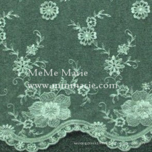 Curtain Lace Fabric with Big Flowers Embroidery Wedding Lace Bridal Lace 52'' No.CA305