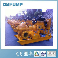 two impeller Diesel Engine Dewatering two Suction Pumps and/or Diesel Engine Water Pump Set