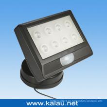16W LED sensor de luz de pared