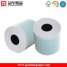 50mm, 63mm, 110mm, 210mm, 216mm Medical ECG Recording Paper Roll