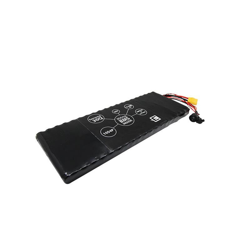 3 36v 10ah Lithium Battery
